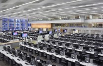 BP Bright Lights Trading Floor