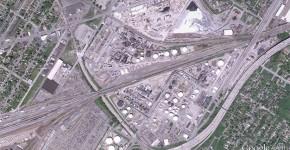Marathon Petroleum Detroit Refinery