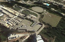 Harry Tracy Water Treatment Plant