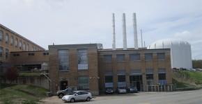 UMass North Campus Power Plant