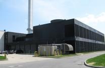 UMass Medical School Power Plant