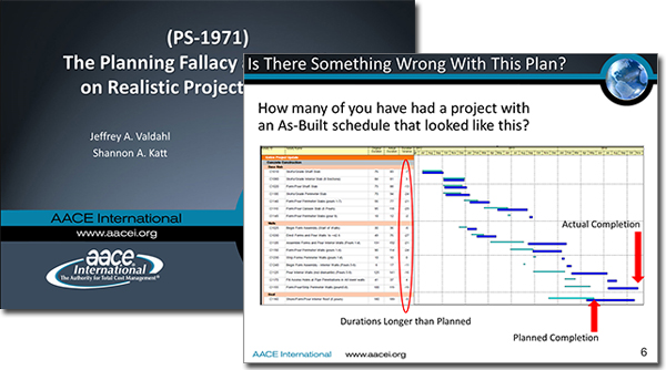 The Planning Fallacy and its Effect on Realistic Project Schedules