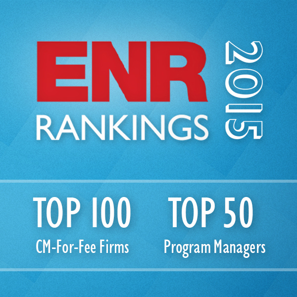 2015 ENR Rankings - PMA