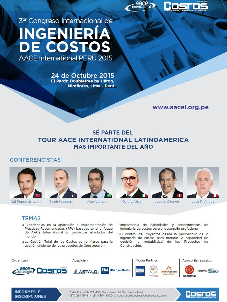 Congreso AACE 2015