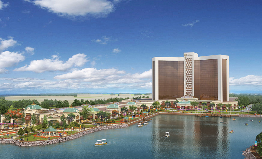 Wynn Resort Rendering
