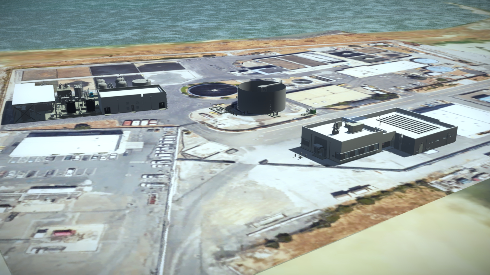Mel Leong Industrial Waste Treatment Plant-PMA Consultants