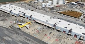 SFO Cargo Buildings 900 and 944 Tenant Renovations