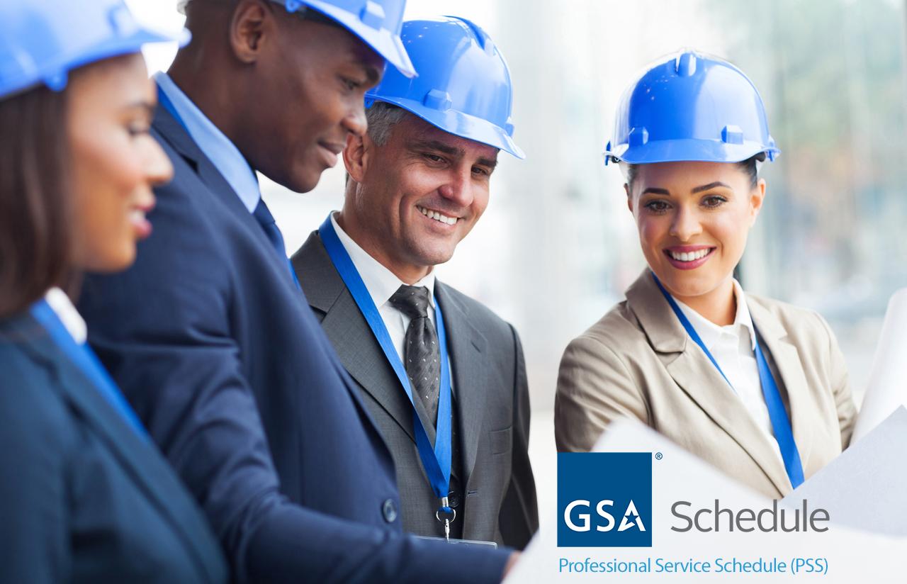 PMA GSA PSS Contract Award