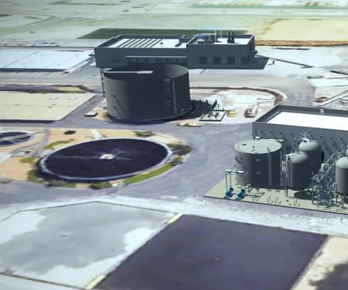Mel Leong Industrial Waste Treatment Plant