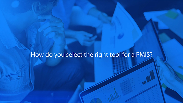 PMIS tools for construction