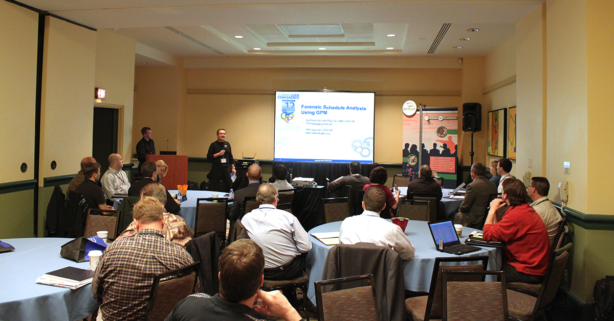 First NetPoint + GPM Conference