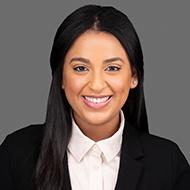 Karina Pena, Associate, PMA Boston