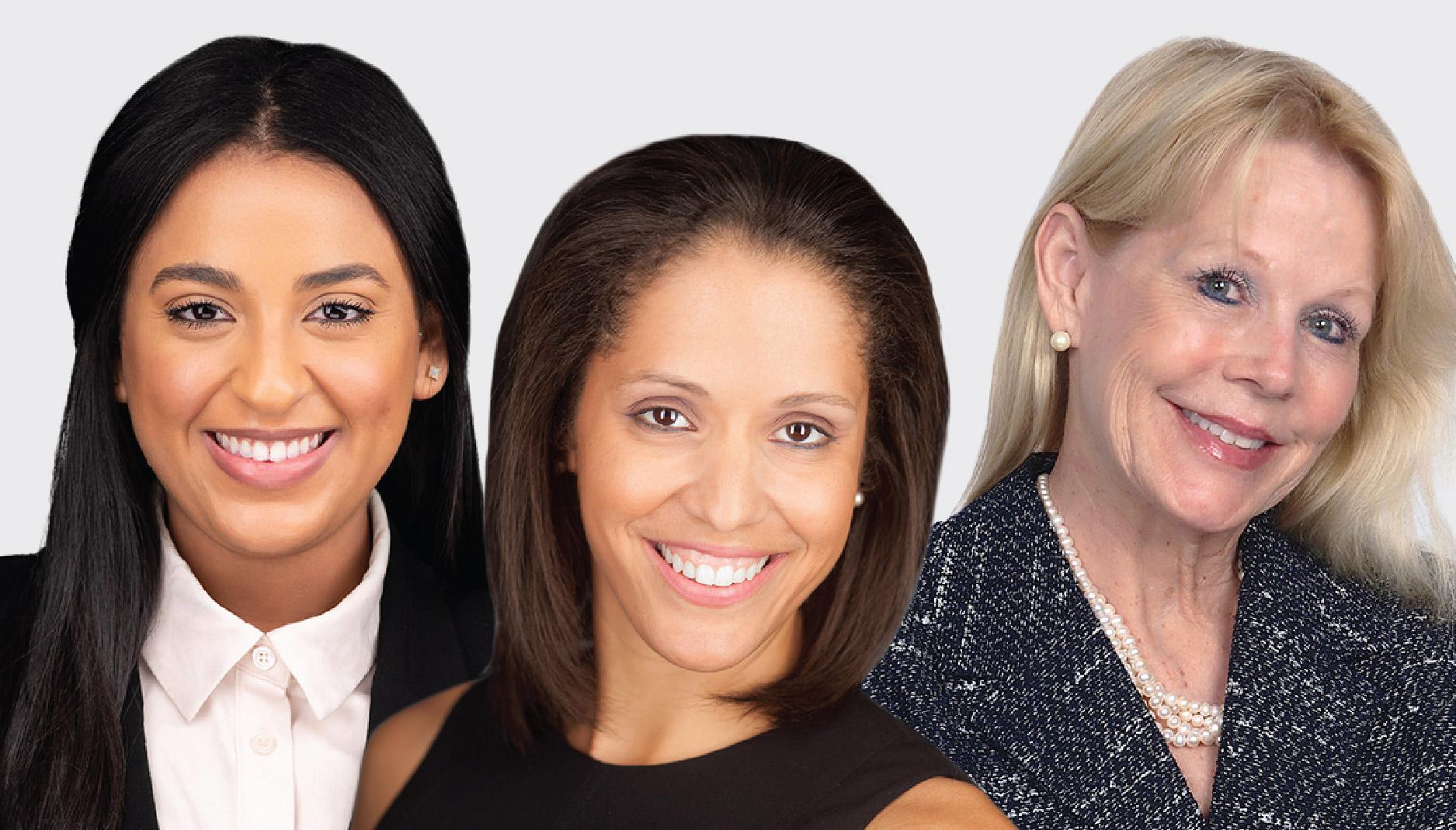 PMA's Women in Construction - Karina Pena, Amanda Davy Romano, Deborah Palmer