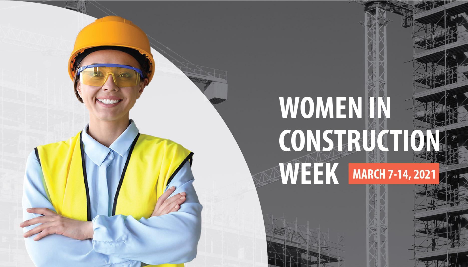 PMA's Women in Construction Week